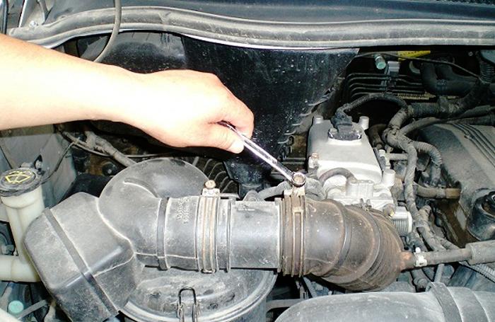 发动机废气真空阀分享展示图片