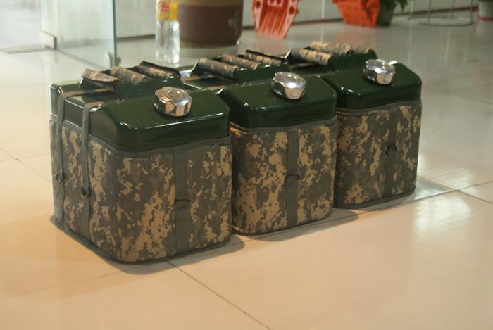 新款越野防爆油桶  产品规格:20升